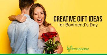 Creative Gift Ideas for Boyfriend's Day