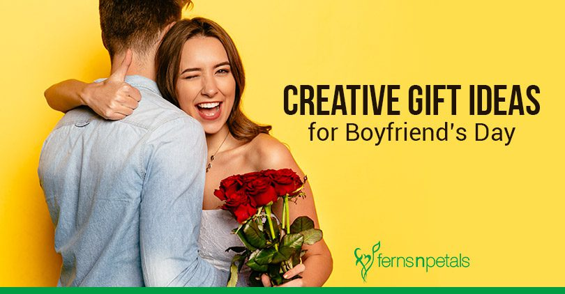 Creative Gift Ideas for Boyfriend's Day