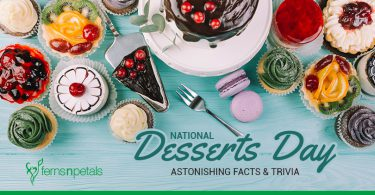 National Desserts Day