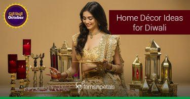 Home Decor Ideas For Diwali