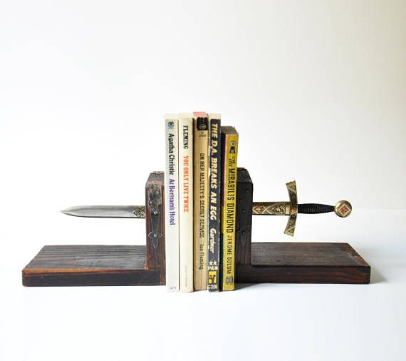 Quirky Bookends