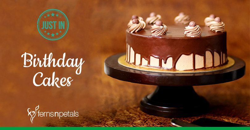 Not To Be Missed Newly Launched Birthday Cakes