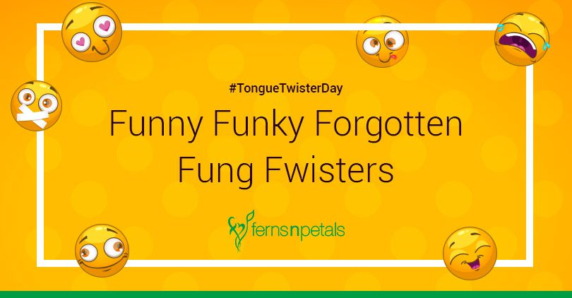 tongue twister day