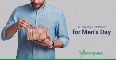 10 unique gift ideas for Men's Day