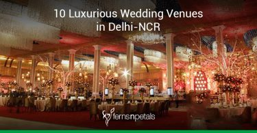 wedding locations in Delhi-NCR