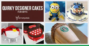 Quirky Designer Cakes