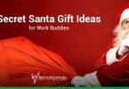 Secret Santa Gifts for Work Buddies