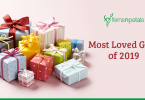 most loved gifts of 2019