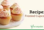 recipe of cupcakes