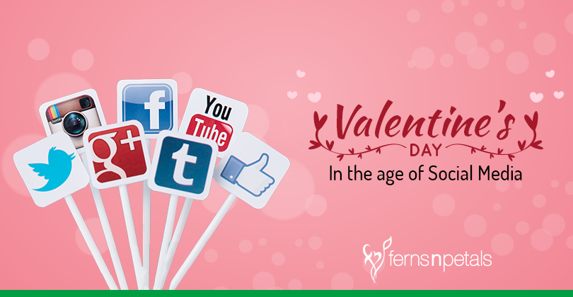 Valentine's ay in the time of social media