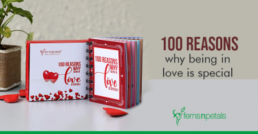 100 reasons why being in love is special