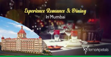 romantic dining at Mumbai