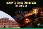 romantic dining experience in Jaipur