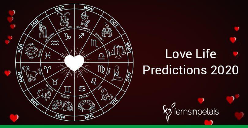Love life Prediction 2020 based on Zodiac
