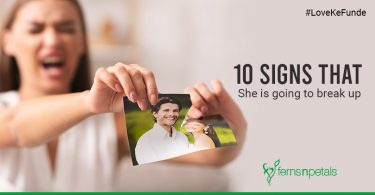 10 Signs that She is Going to Break up