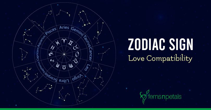 Know About Zodiac Sign Love Compatibility