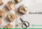 Do's of Gifting