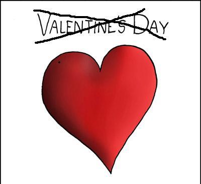 no valentine's day