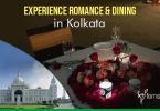 romantic dinner date in Kolkata