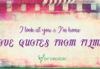love quotes from famous films