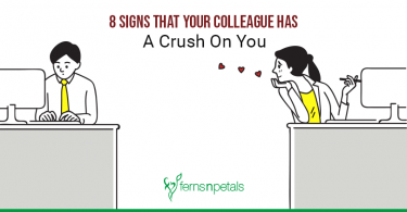 8 Signs That Your Colleague Has a Crush on You