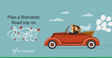 Plan a Romantic Road trip on Valentine's Day