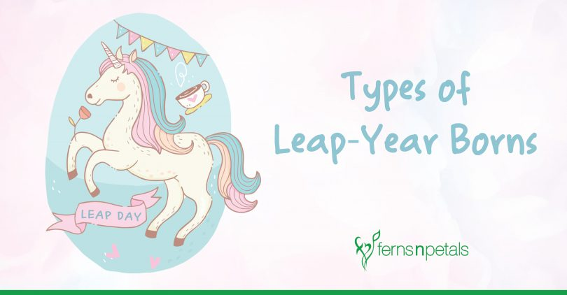 Types of Leap Year Born
