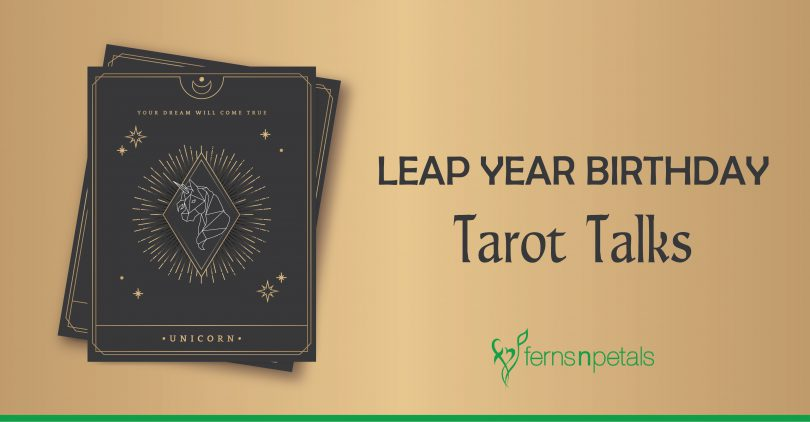tarot talks, leap year special