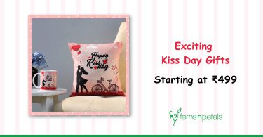 kiss day gift starting at Rs.499