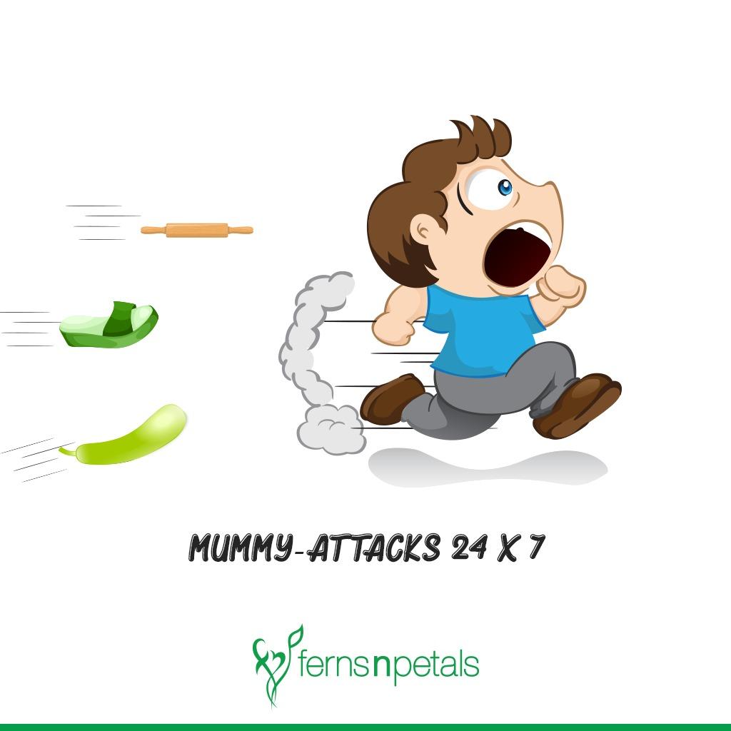 Mummy- Attacks 24x7