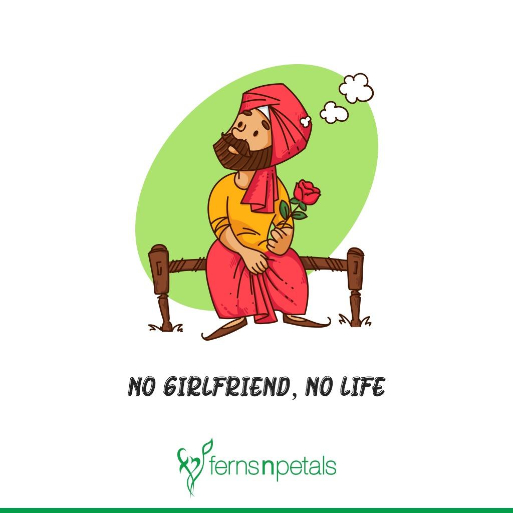 No Girlfriend, No Life