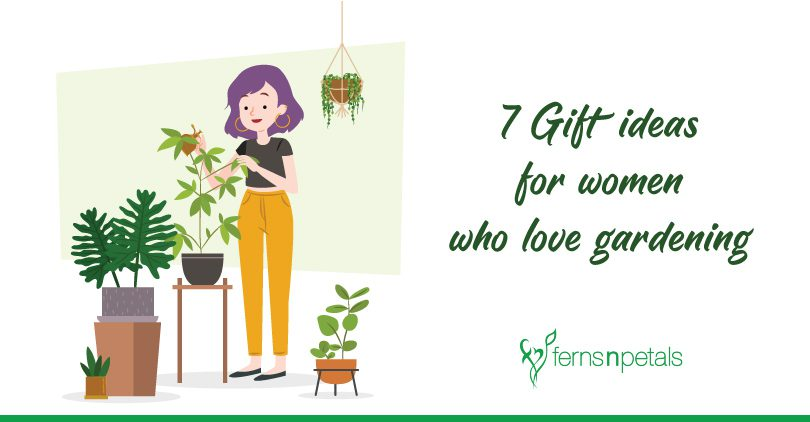 Gift Ideas For Women Who Love Gardening, What To Gift Someone Who Loves Gardening