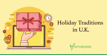 Holiday Traditions to Send Gifts to United Kingdom
