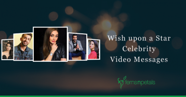 Gift a Video Message from Your Favourite Star