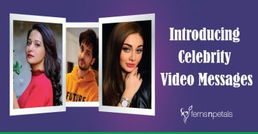 Introducing Celebrity Video Messages