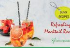 Refreshing Mocktail Recipes for Summer Season