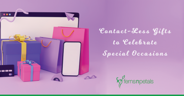 Contact-Less Gifts to Celebrate Special Occasions