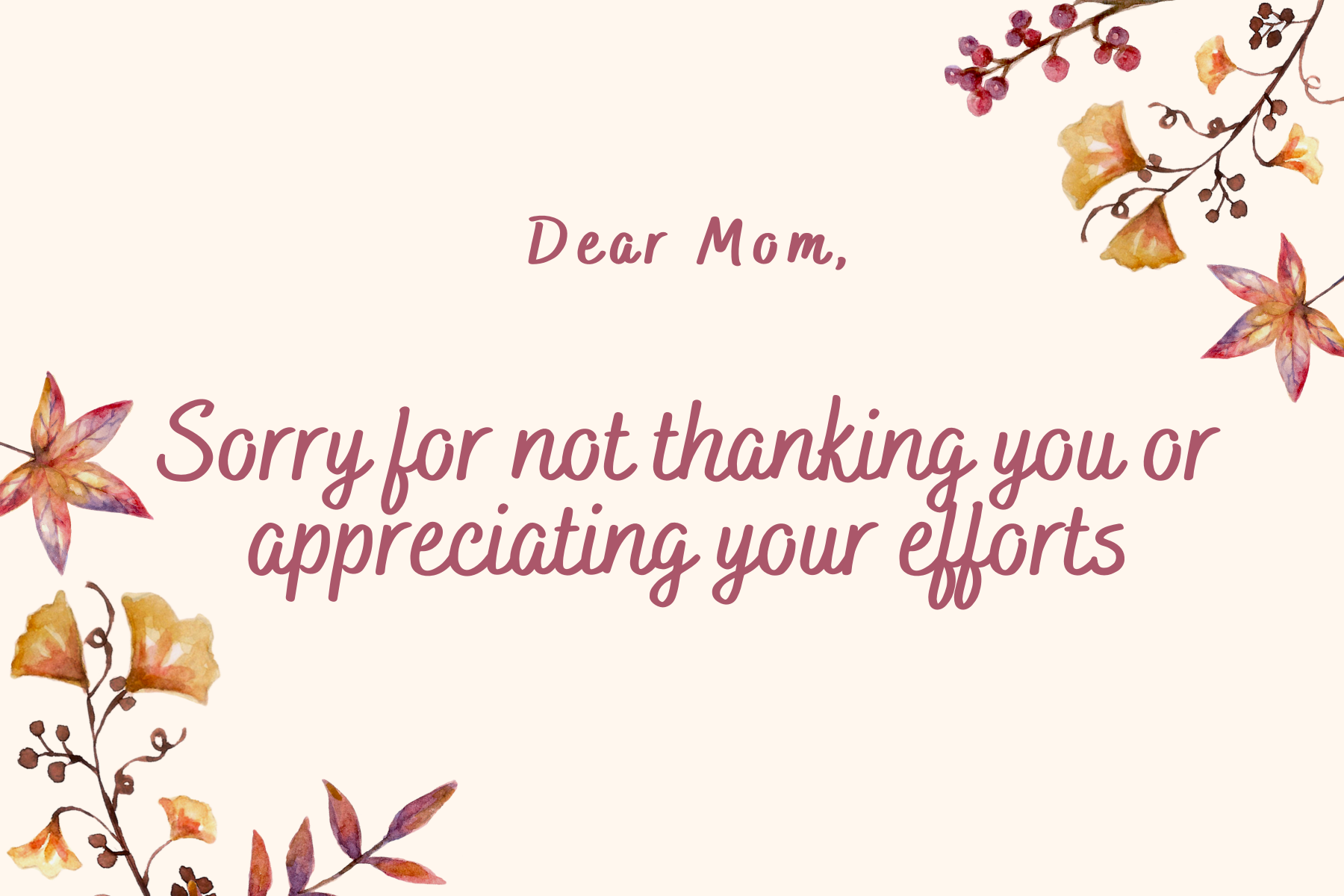Sorry for not thanking you or appreciating your efforts
