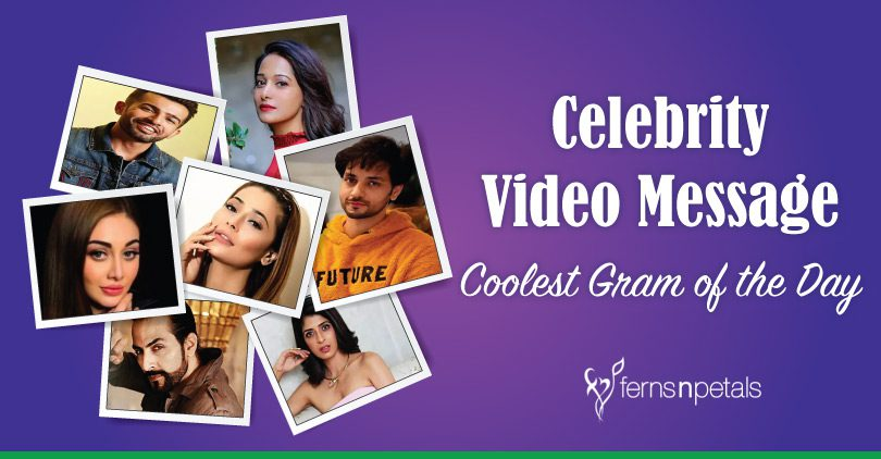 Why Celebrity Video Message is a cool gift idea