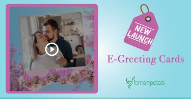 Newly Launched E-Greeting Cards
