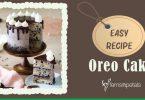 Easy Recipe of Oreo Cake