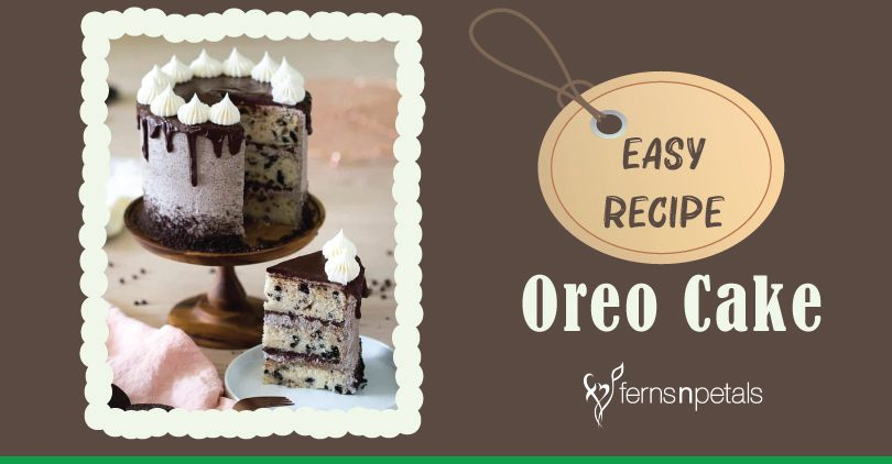 Easy‌ ‌Recipe‌ ‌of‌ ‌Oreo‌ ‌Cake‌