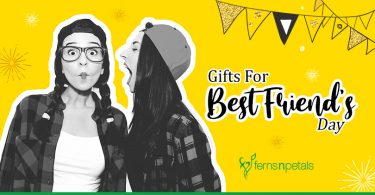 10 Best gifts for Best Friend's Day
