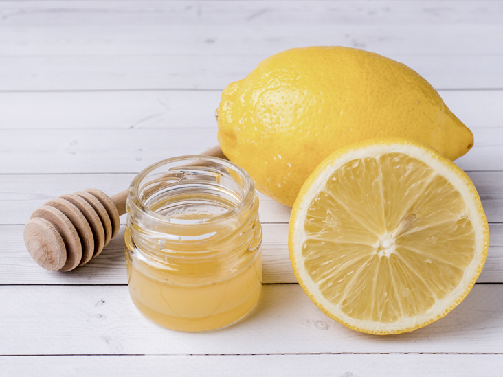 Lemon & Honey Mixture