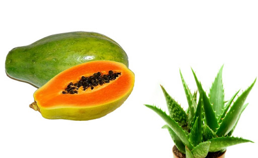 Aloe Vera & Papaya Paste