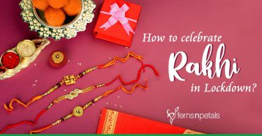 How to celebrate Rakhi in Lockdown