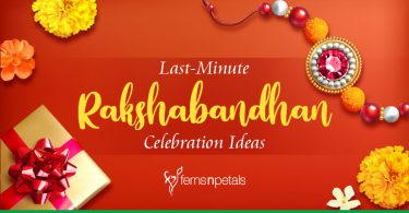 Last-Minute Raksha Bandhan Celebration Ideas