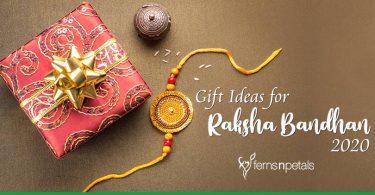 Gift Ideas for Raksha Bandhan 2020