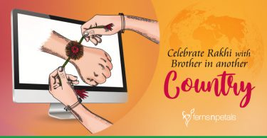 How to Celebrate Rakhi with Brother in another country