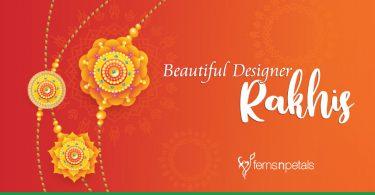 Top 10 Designer Rakhis